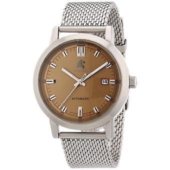 Carucci Horloge Man arbitre. CA2195ST-BR