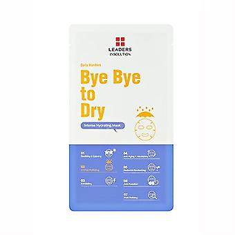 Leaders Insolution Daily Wonders Bye Bye To Dry Intense Hydrating Mask 1 Sheet