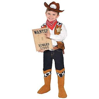 Amscan Cowboy Unisex Costume & Accessories (Babies and Children , Costumes)