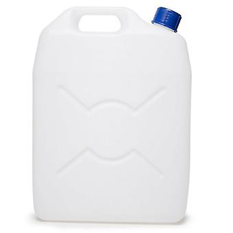 New Fps 25L Jerry Can Walking Hiking Hydration Flasks Bottles Mugs White