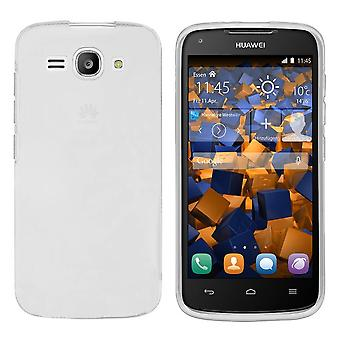 Huawei Y540 Hoesje Siliconen Transparant - CoolSkin3T