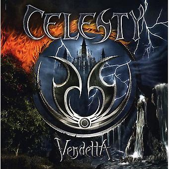 Celesty - Vendetta [CD] USA import