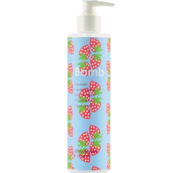 Strawberry and Cream Hand Wash 300ml