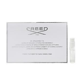 Silver Mountain Water de Creed Edp Vial On Card 0.07oz/2ml Spray New