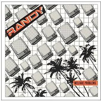 Randy - Welfare Problems [CD] USA import