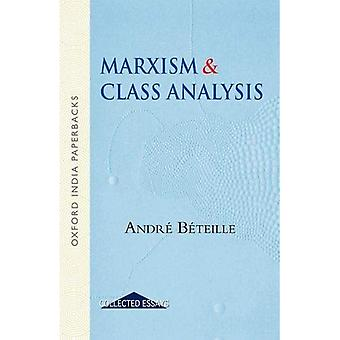 Marxism and Class Analysis (Oxford India Collection)