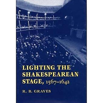 Beleuchtung der Shakespeare-Bühne, 1567-1642