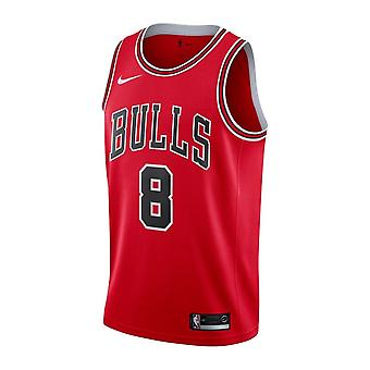 Nike Nba Chicago Bulls Zach Lavine Swingman Jersey - Icon Edition