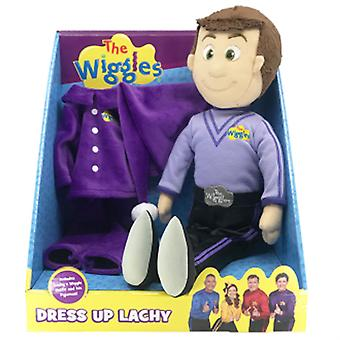 The Wiggles Dress Up Lachy (40cm)