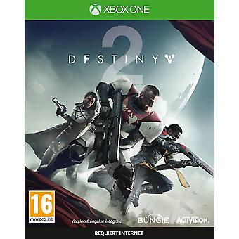 Destiny 2 Xbox One Game (GCAM Rating English/Arabic Box)