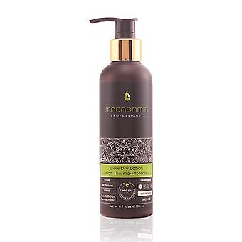 Protector of heat Styling Blow Dry Macadamia (198 ml)