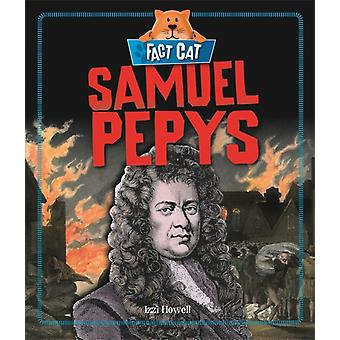 Fact Cat History Samuel Pepys by Izzi Howell