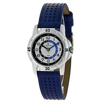 -Certus 647495 reloj azul niño