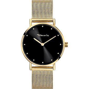 Tamaris - wristwatch - Anda - DAU 36mm - gold - ladies - TW004 - gold black