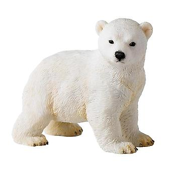Country Artists First Adventures Polar Bear Cub Figurine