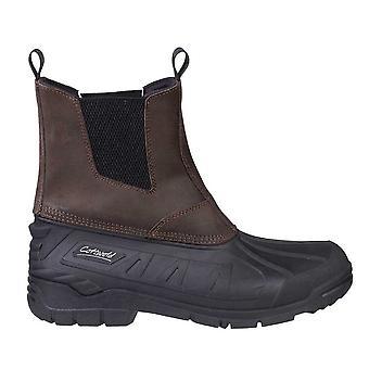 Cotswold Mens Whiteway Hybrid Lederen Dealer Boot