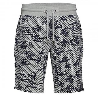 Superdry AOP Washed Short Grey Marl H3Q