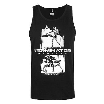 Terminator Genisys Graffiti Men's Vest