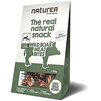 Naturea Snack para Perro de Carne de Jabali (Dogs , Treats , Natural Treats)