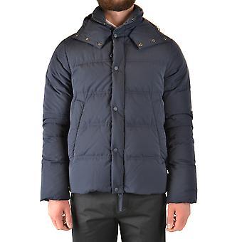 Duvetica Ezbc181008 Men's Blue Polyester Down Jacket