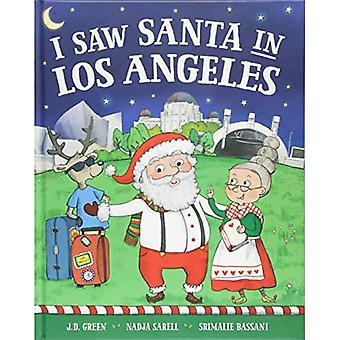 I Saw Santa in Los Angeles (I Saw Santa)