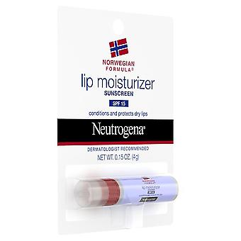 Neutrogena norwegian formula lip moisturizer, spf 15, 0.15 oz