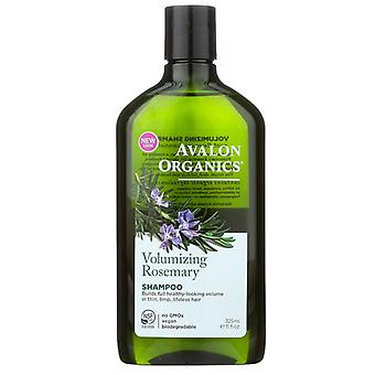Avalon organics volumizing conditioner, rosemary, 11 oz