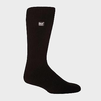 New Heat Holders Men's Heat Holder Socks Black