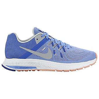 Running Shoes for Adults Nike ZOOM WINFLO 2 Blue Grey/6,5