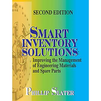 Smart Inventory Solutions second Edition by Slater & Philip