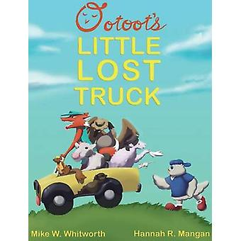 Ootoots Little Lost Truck by Whitworth & Mike W