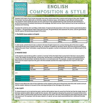 English Composition  Style Speedy Study Guides by Publishing LLC & Speedy