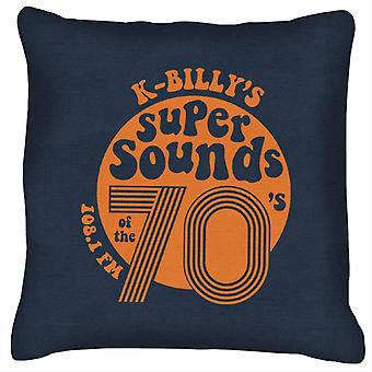 Reservoir Dogs K Billys Super Sounds Of The 70s Cushion