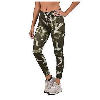 Sport leggings for Women Adidas D2M TIG LNG PR1 Black/S