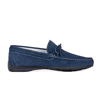 IGI&CO Scamosciato 11114BLU universal all year men shoes