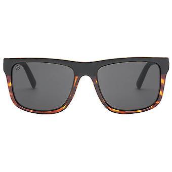 Elektrikli California Swingarm XL Güneş Gözlüğü - Darkside Kaplumbağa Kabuk / Gri