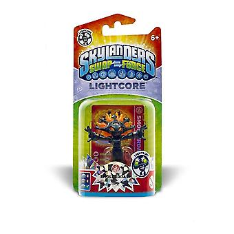 Skylanders Swap Force - ljus Core Character Pack - Smoulderdash - Multiformat