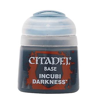 Incubi Darkness, Citadel Paint - Base, Warhammer 40,000/Age of Sigmar