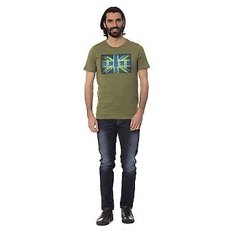 Rich John Richmond Aloe T-shirt -- RI68452400