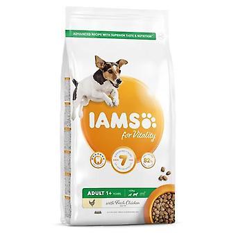 Iams Vitality Adult Small/Medium Breed Chicken Dog Food