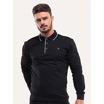 D-ROCK Kiran Polo Shirt Black