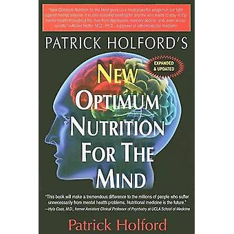 New Optimum Nutrition for the Mind by Patrick Holford - 9781591202592