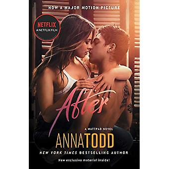 After by Anna Todd - 9781982128401 Book