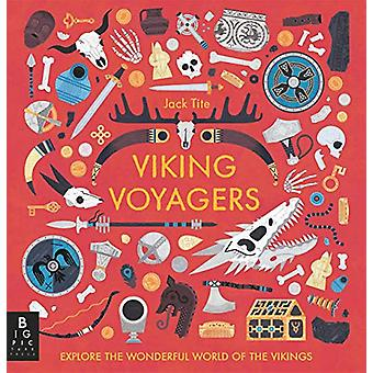 Viking Voyagers by Jack Tite - 9781787414198 Book