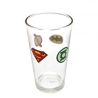 DC Comics großen Glas