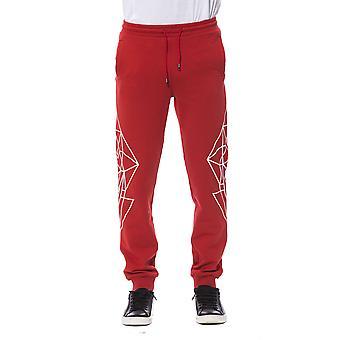 Roberto Cavalli Mäns röda byxor