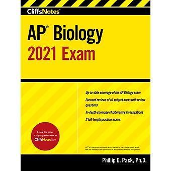 CliffsNotes AP Biology 2021 Exam by Phillip E. Pack & Pack
