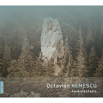 Nemescu / Romanian Radio National Orch - Apokatastasis [CD] USA import
