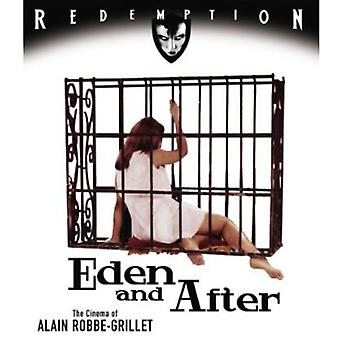 Eden & After [BLU-RAY] USA import