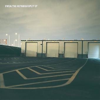 Owen/Rutabega - Split EP [Vinyl] USA import